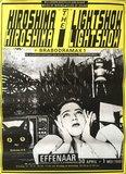 Poptempel Effenaar : Hiroshima The lightshow -1991_