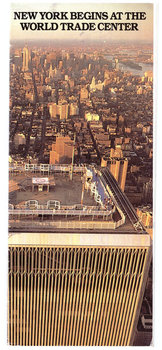 World Trade Centre NY brochure