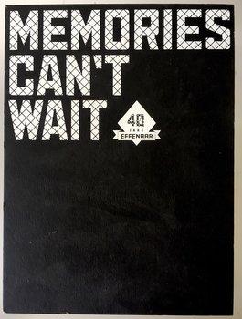Memories can't wait - Niels Guns - 40 jaar Effenaar - 2011