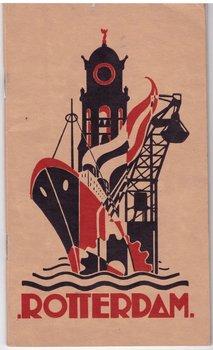 Stadsgids voor Rotterdam - Machteld den Hartog -1930