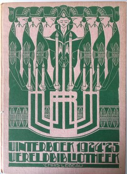 Chris lebeau - Art Deco Winterboek 1924 - 1925