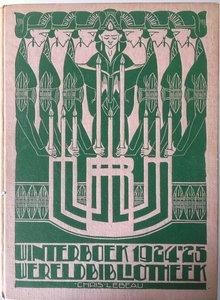 Chris lebeau - Art Deco Winterboek 1924 - 1925